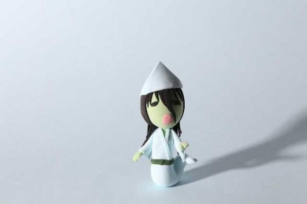 おばけのクレイアート(写真AC)02