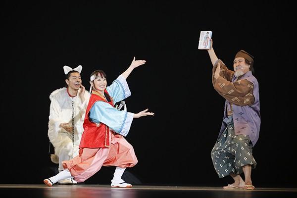 座長公演『水樹奈々大いに唄う 四』02