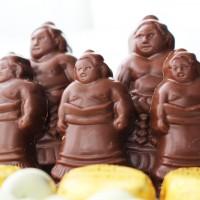 本命チョコに「角力チョコ」はいかが 今年のバレンタインはこれ…