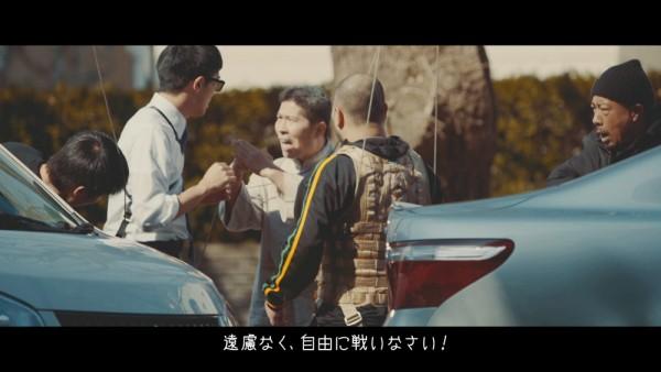 (たっ戦え!?無茶な)