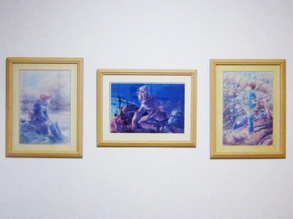 ナウシカ三大複製原画