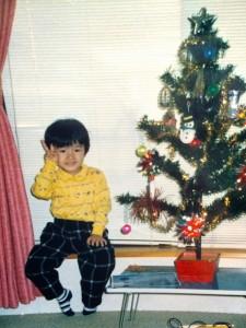 (龍太朗、4歳頃の写真)