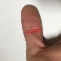 親指の第一関節に「仏眼」ある?あると霊感が強いらしい