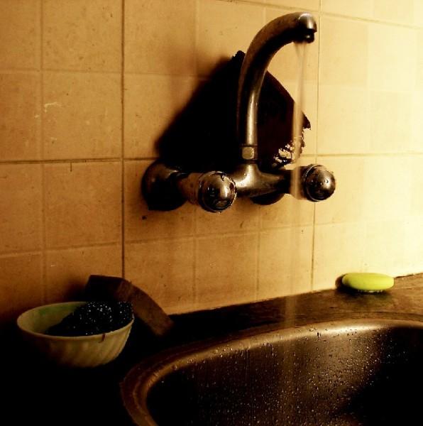 より暗い方が入浴に集中できる