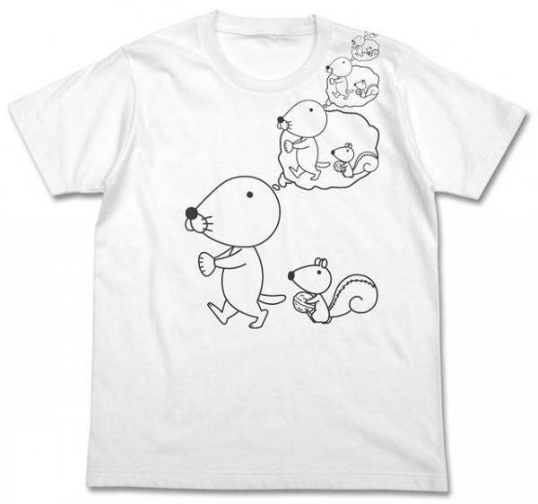 ぼのぼの妄想Tシャツ