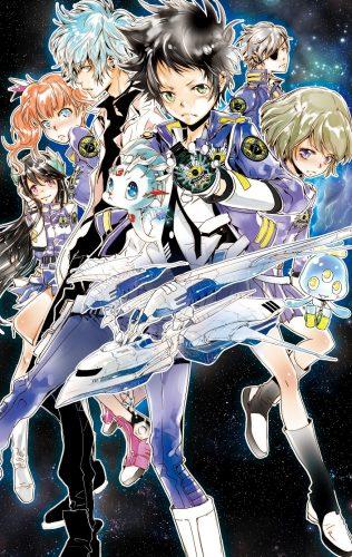 天野明『エルドライブ』2017年テレビアニメ化決定!制作はスタジオぴえろ