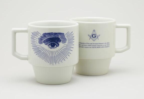 波佐見焼マグカップ