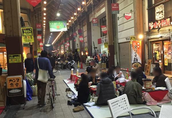 街中が宴会場!?高知で開催中の『日本一の大おきゃく』が楽しそう