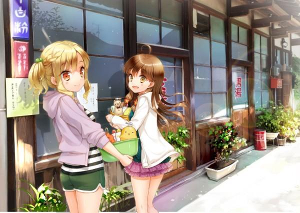 お風呂屋さん (c)Konami Digital Entertainment