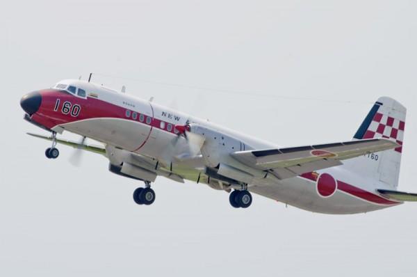 飛行点検機YS-11FC