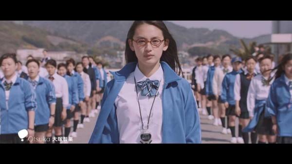 初CM撮影となった八木さん
