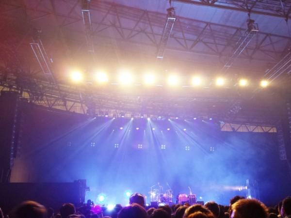 ライブ会場のイメージ