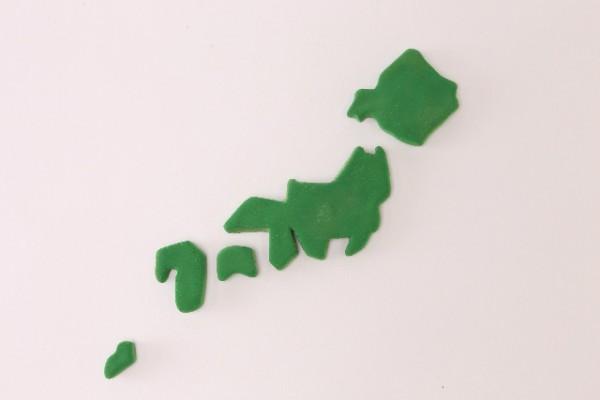 日本列島イメージ