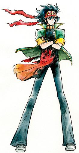 「アニメ店長」兄沢命斗  (C)Kazuhiko Shimamoto・MOVIC イラスト:島本和彦
