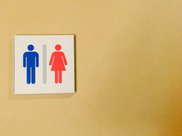 トイレ掲示板