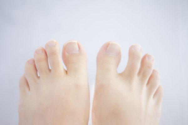 足のイメージ写真