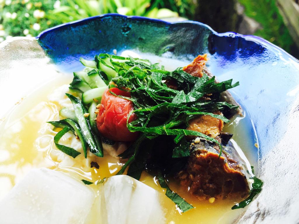 宮崎のばあちゃん直伝「サバ缶冷や汁」で暑い夏をサラっと吹っ飛ばせ!