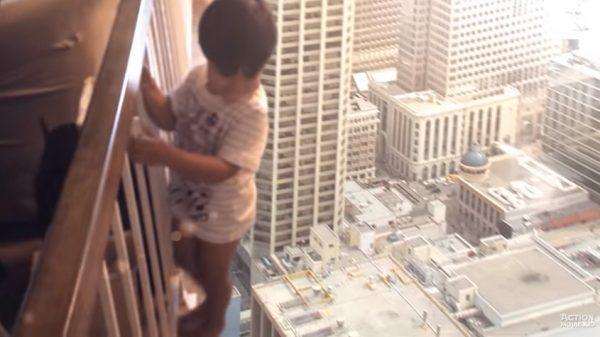 プロCG職人のパパが作った息子の日常動画が再び話題に