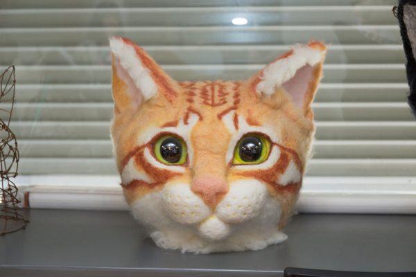 猫ヘッド前