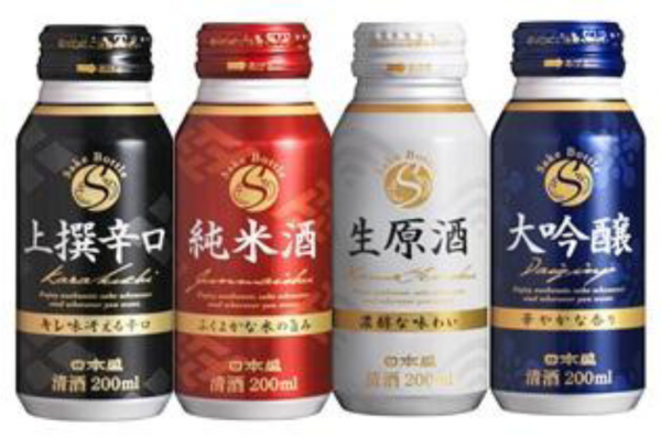 コーヒー缶に見える日本酒が人気