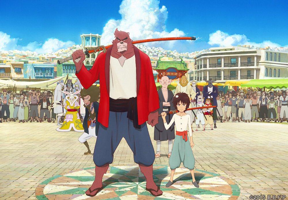 『バケモノの子』が金曜ロードSHOW!でテレビ初放送 本編ノーカット