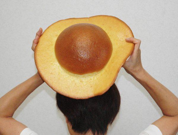 普通に帽子サイズ