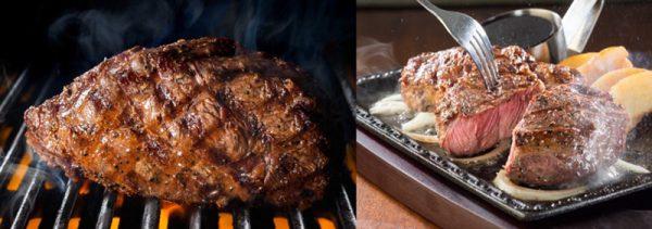 ステーキ屋さんの熟成塊肉フェア