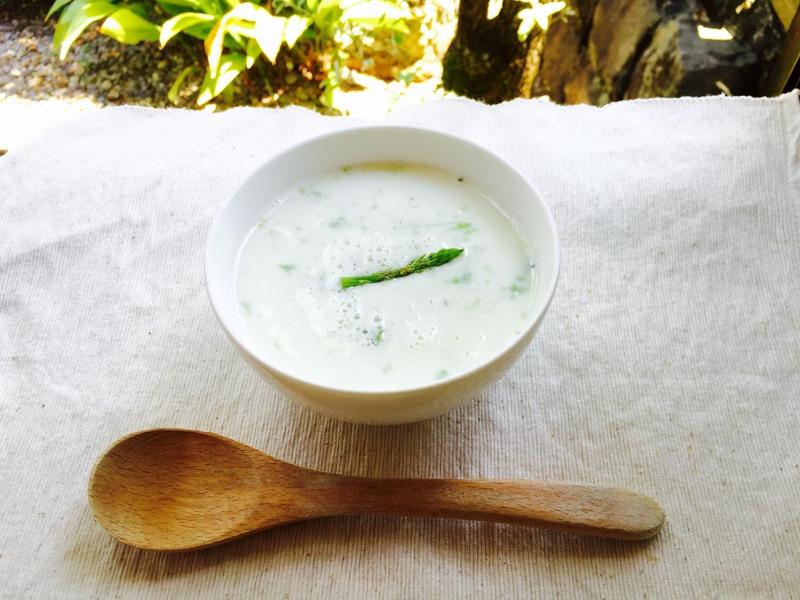 アスパラの下の部分はもう捨てちゃだめ!『ガッテン!』紹介のスープが簡単&おいしくて絶対おすすめ