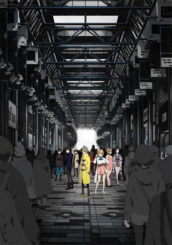 10月放送開始の『オカルティック・ナイン』OP&ED歌手発表 作詞作曲は志倉千代丸