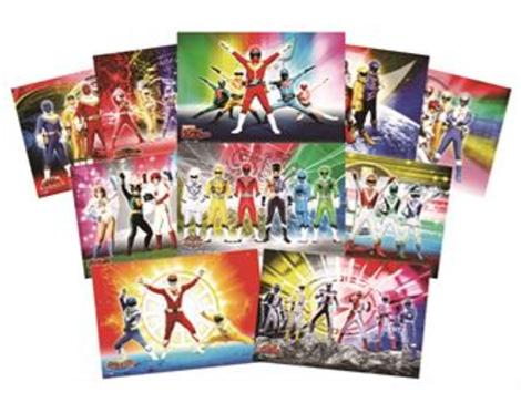 特製オリジナルポストカード×40枚(40種)