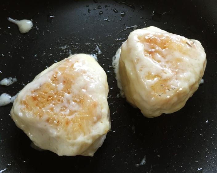 バーベキューでも大人気の「焼きチーズおにぎり」つくってみた