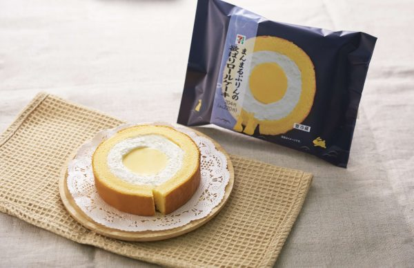 (まんまるぷりんの欲ばりロールケーキ)