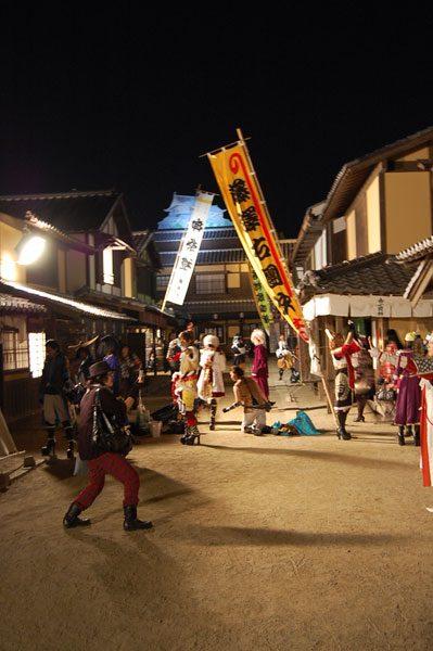 COS-PATIO in 太秦上洛祭り 過去開催の様子2