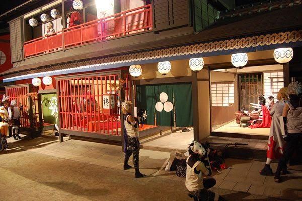 COS-PATIO in 太秦上洛祭り 過去開催の様子1