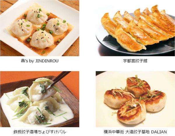 (餃子フェス 料理イメージ)