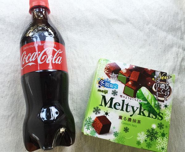【お役立ちしない情報】メルティーキッス×コーラ=「仏壇前の香り」試してみた
