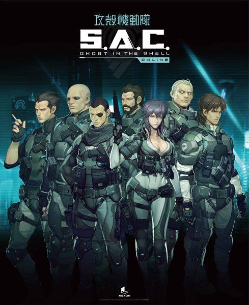 『攻殻機動隊S.A.C. ONLINE』OβT開始