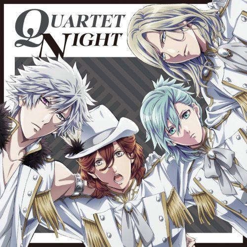 うたプリ・QUARTET NIGHTがオリコン週間1位獲得!現実でも凄いぜわっしょい!!