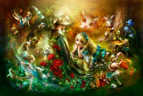 Alice Memories