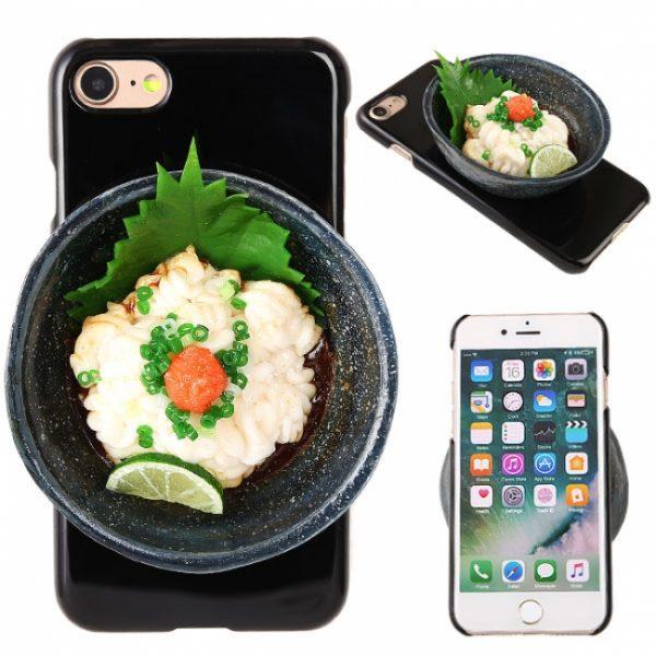 『白子ポン酢』iPhone7専用ケース