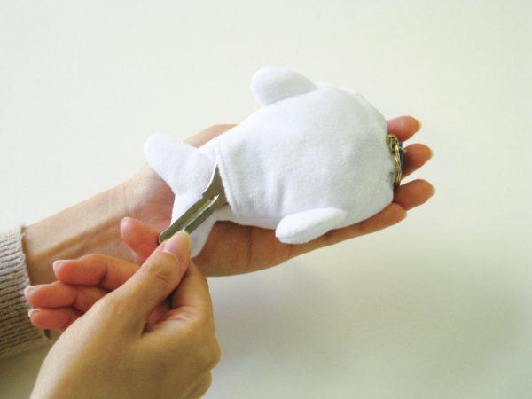 「ゴマちゃんキーカバー」(1000円)
