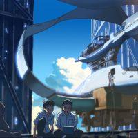 新海監督3作品がAbemaTVで年越し一挙放送決定 『雲のむ…