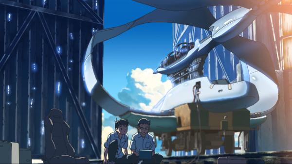 新海監督3作品がAbemaTVで年越し一挙放送決定 『雲のむこう、約束の場所』『秒速5センチメートル』『言の葉の庭』