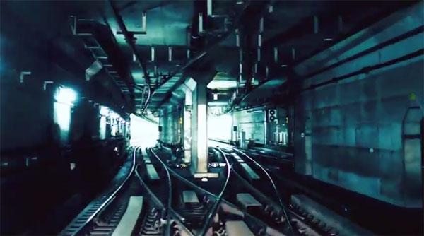 都営交通初の試み 大江戸線運転席からの視界映像を公式撮影 動画公開