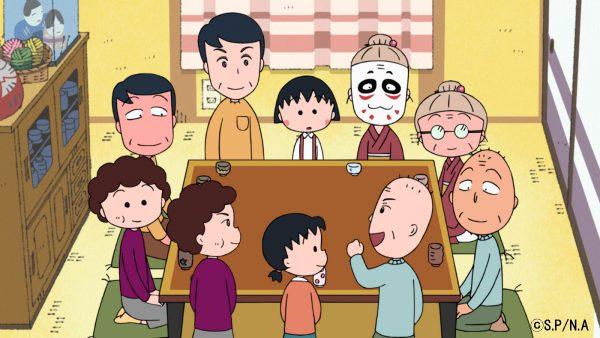 金爆念願の『ちびまる子ちゃん』本編へ でも、さくら家家族の扮装でちょっとややこしい