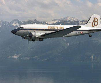 ブライトリングDC-3(Photo: Breitling SA