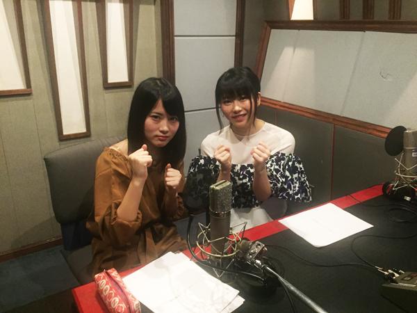 AKB48の横山由依&岡部麟が声優に マクドナルドWEBアニメ解禁
