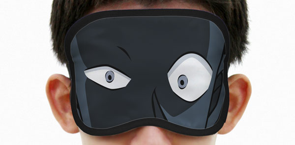 犯人はあなただ!『名探偵コナン』の「正体不明の犯人」なりきりアイマスク