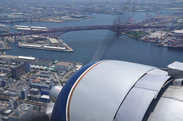 阪神高速4号湾岸線・港大橋