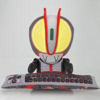 PCクッションになって『仮面ライダー555』が登場!「仕事を…